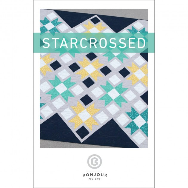 Starcrossed by Bonjour Quilts