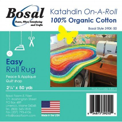 Katahdin On-A-Roll Easy Roll Rug