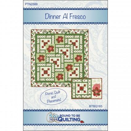 Dinner Al Fresco - Pattern