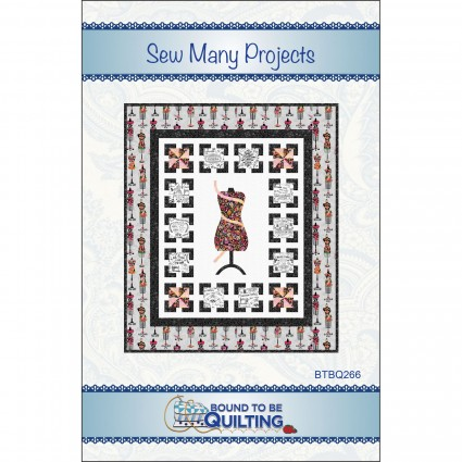 Sew Many Projects