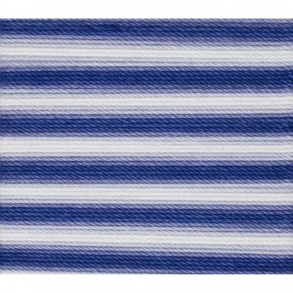 Aunt Lydias Crochet Thread - Sz 10 - Shaded Blues