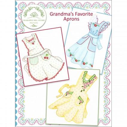 Summer Kitchen # 2 Grandma's Favorite Aprons