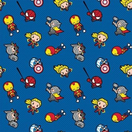 Marvel Avengers Assemble Flannel