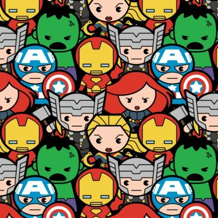 Marvel - Kawaii