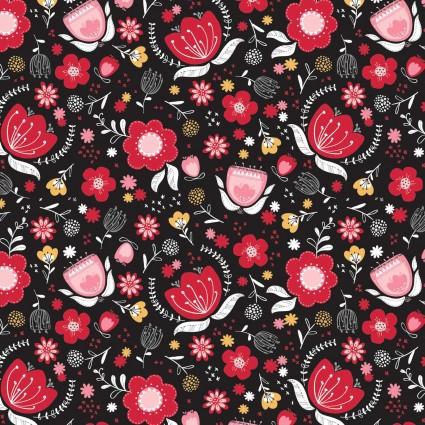 Field of Poppies 01-02 Flower Medley
