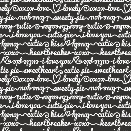 XOXO Words of Affection