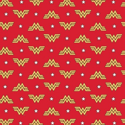 Wonder Woman Flannel