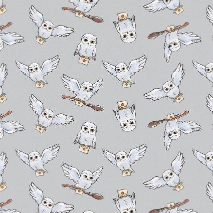Soft Wash Hedwig/Grey: Wizarding World