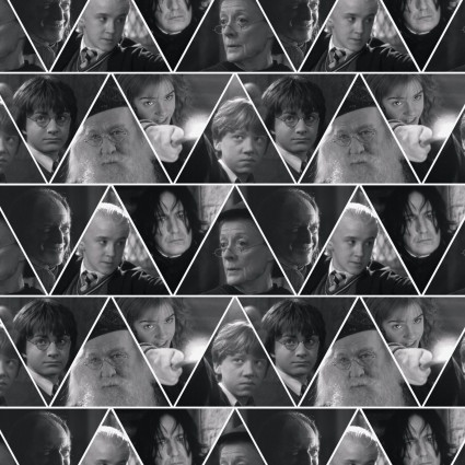 Harry Potter Triangles