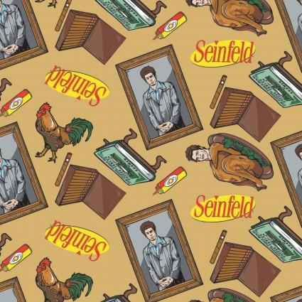 Seinfeld Kramer Icons