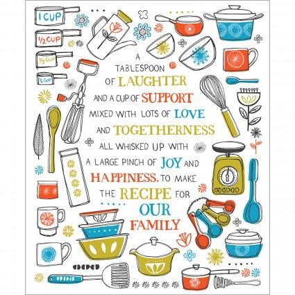 Family Recipes- Family Recipe Panel