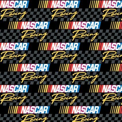 Nascar - Retro Racing in Grey