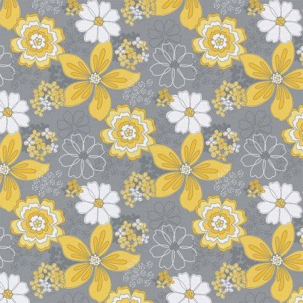 Emma & Mila - Gray Matters Floral