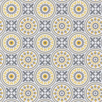 White Gray Matters More Mosaic - FQ