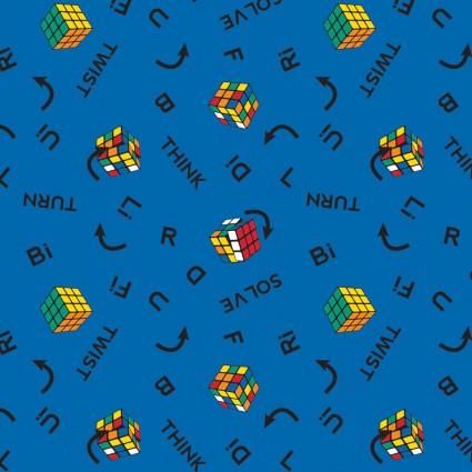 I Love Rubik's Collection - Twist & Turn - Blue