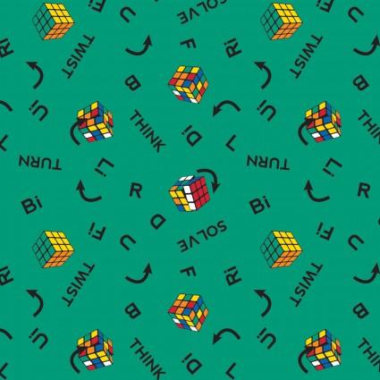 I Love Rubik's Collection - Twist & Turn - Green