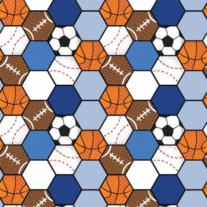 All Star Sports Flannel - Multi