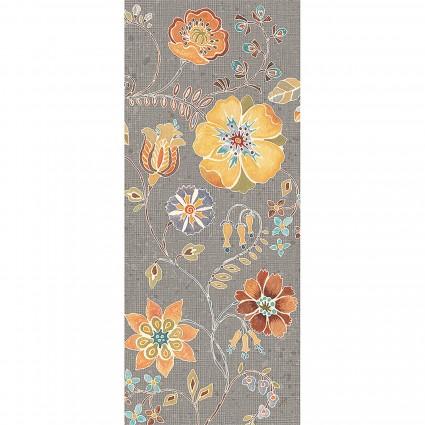 Wild Spirit Flower Garden Panel