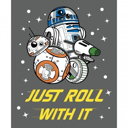 Star Wars, BB8 Panel