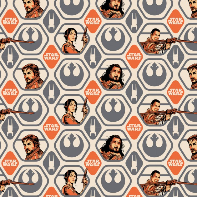 Star Wars Rogue One Flannel