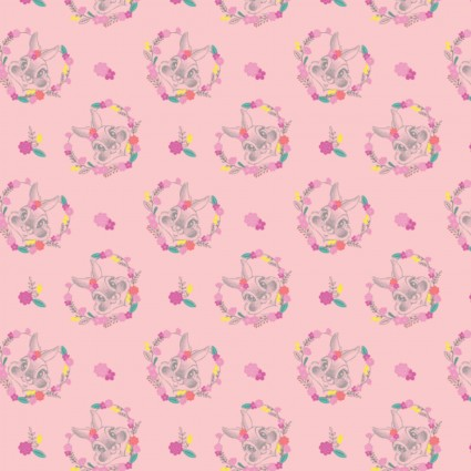 Dress To Impress Bunny Floral Heart