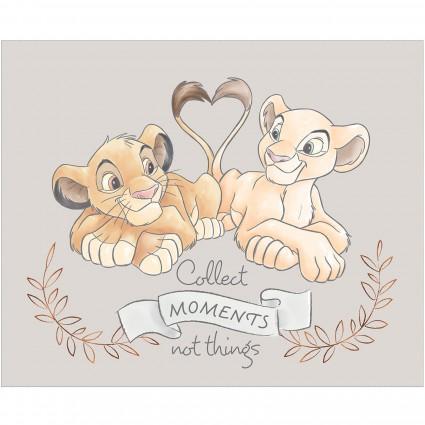 Sentimental Panel - Simba & Nala