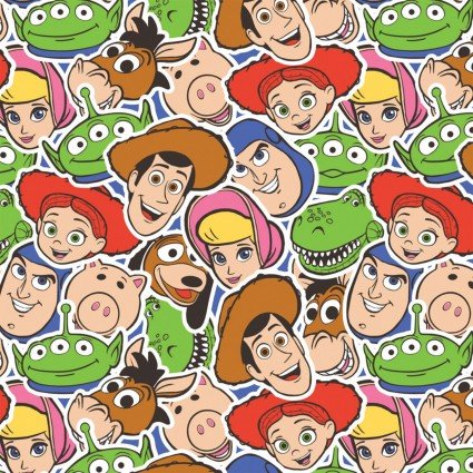 85410307  Toy Story  all over