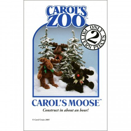 Carol's Moose With Eyes