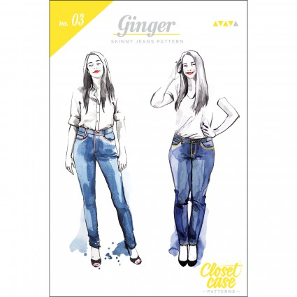 Closet Case - Ginger Skinny Jeans