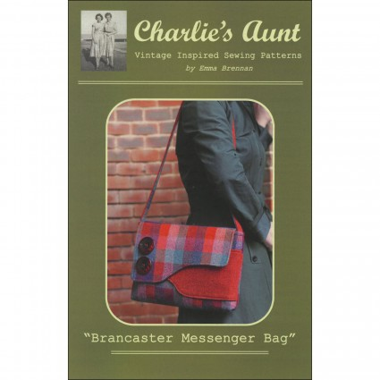 Brancaster Messenger Bag