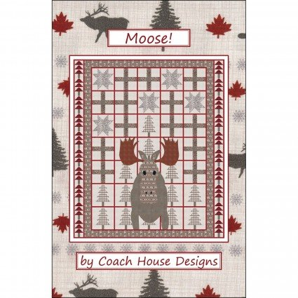 Moose! Pattern