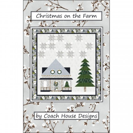 Christmas on the Farm by Coach House Designs