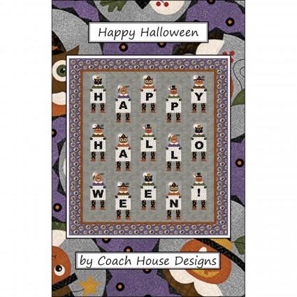 Happy halloween - pattern