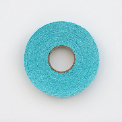 Chenille-It Blooming Bias 3/8 Bahama Blue