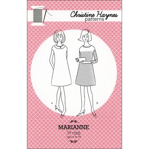 Christine Haynes - Printed Pattern - Marianne