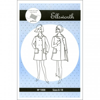 Christine Haynes - Ellsworth Printed Pattern