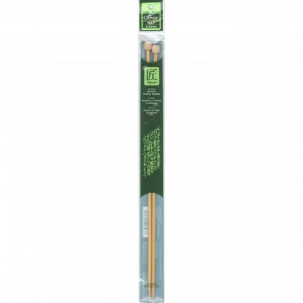 Clover Takumi Bamboo 13in Knitting Needles Size 7