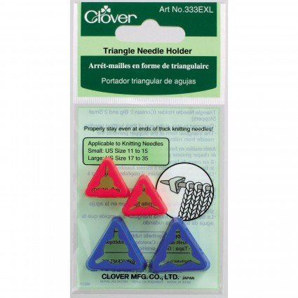 Clover Triangular Point Protectors - size XL
