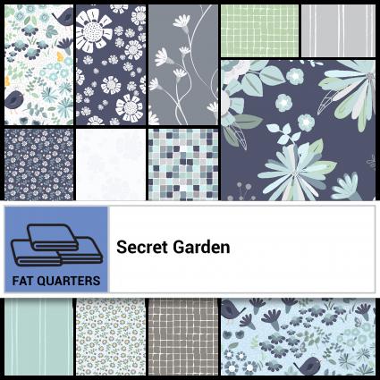 Secret Garden 17 Fat 1/4's
