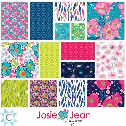 Josie Jean Fat Quarter Bundle