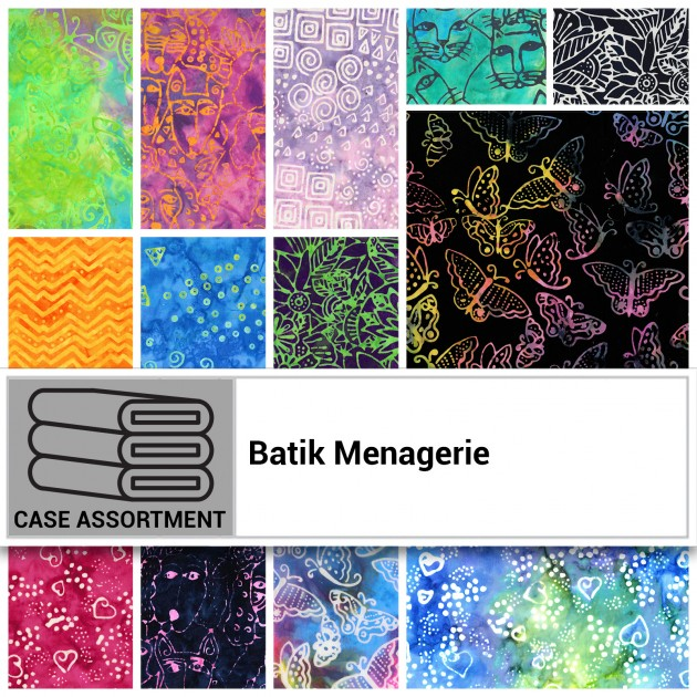 Batik Menagerie