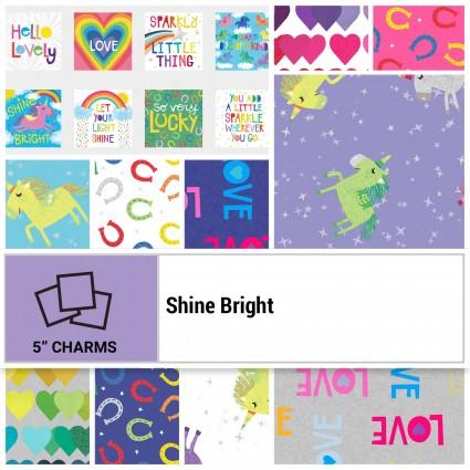 Shine Bright 5 Bundle 42 pcs