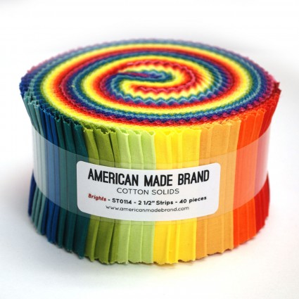 American Made Brand Bright Jelly Roll