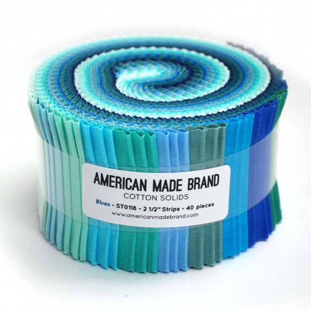 American Made Brand Strip Roll Blues CLTST0118