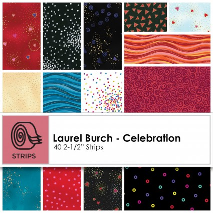 Laurel Burch Precuts - Celebration