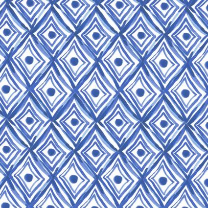 Blue Porcelain by Clothworks