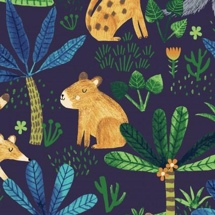 Clothworks - CLTY2419-53 jungle fever