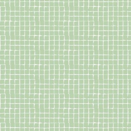 Secret Garden Geometric Mint Y2627-110