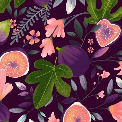 Amethyst Garden Purple Main