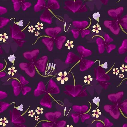Amethyst Garden Purple flowers